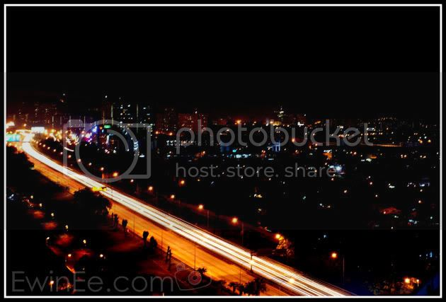 Long-exposure-NPE-highway